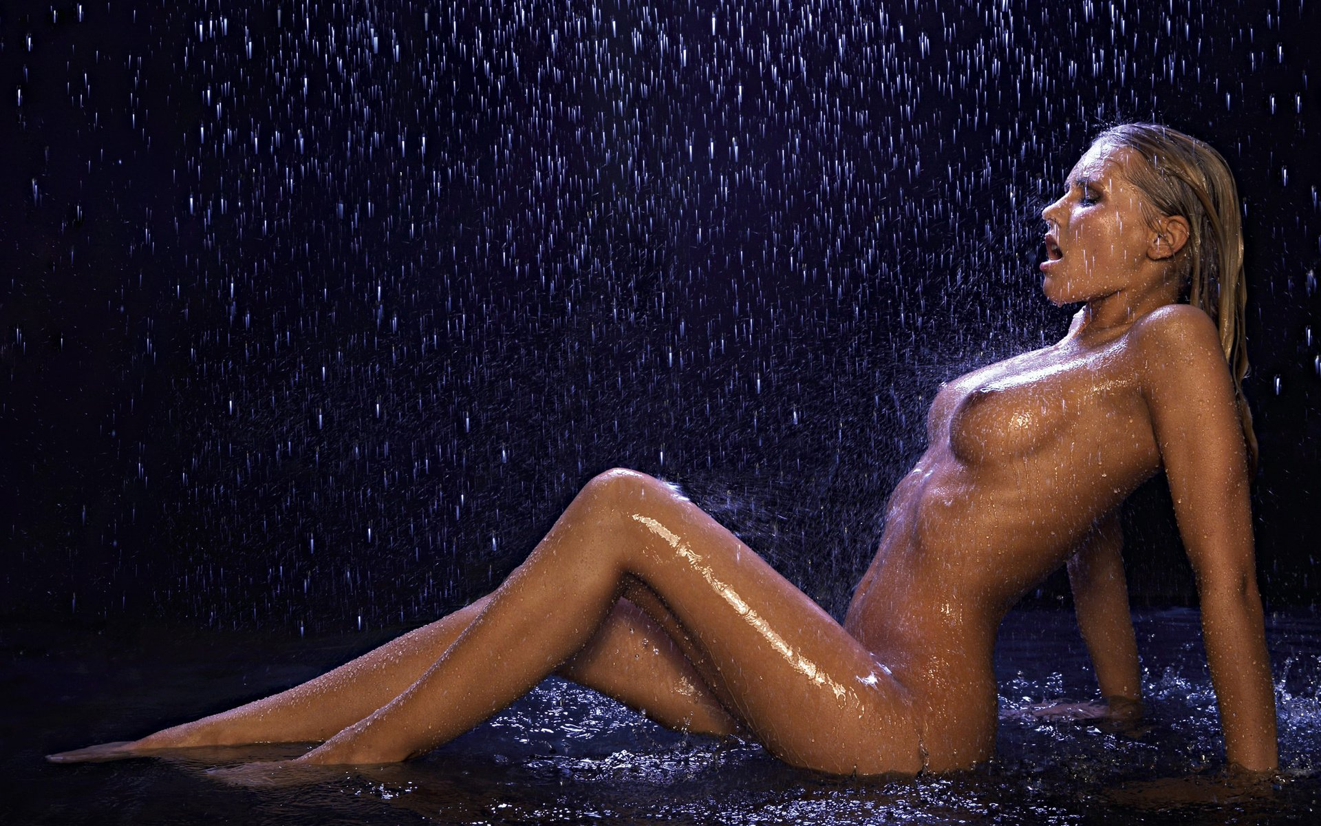 Dailymotion sexy girl shower wet naked images