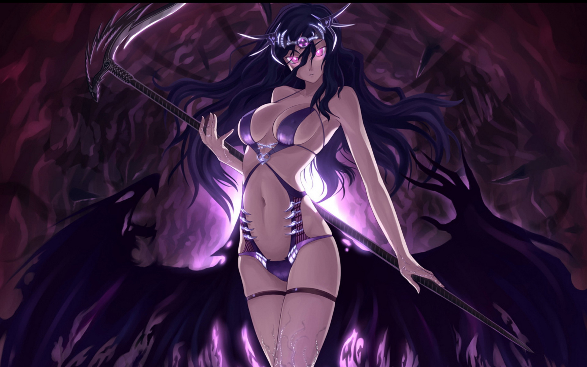 Demon girl anime porn video porn photos